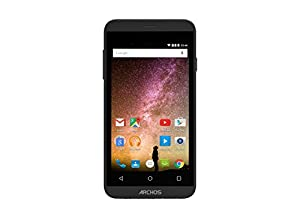 ARCHOS 40 Power 3G 8GB UK SIM-Free Smartphone – Black