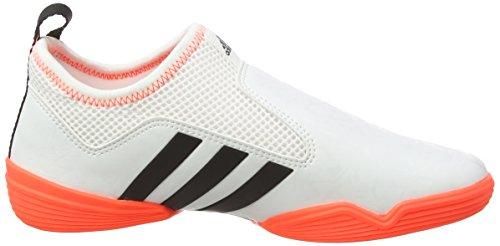adidas Aditbr01, Chaussures DArts Martiaux Mixte Adulte Blanc (White/White)