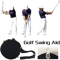 Winnerruby Golf Swing Trainer, Aid Assist, Entrenamiento de corrección de Postura para Entrenamiento de Fuerza y Ritmo
