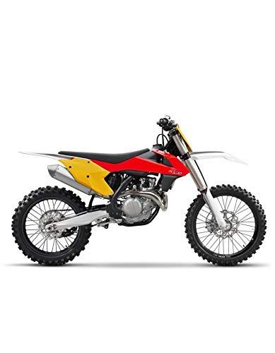 MOTODAK Paire de Cache r/éservoir chrom/é Motobecane motoconfort mobylette