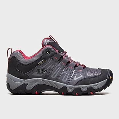 KEEN Women's Oakridge Wp Low Rise Hiking Shoes 10