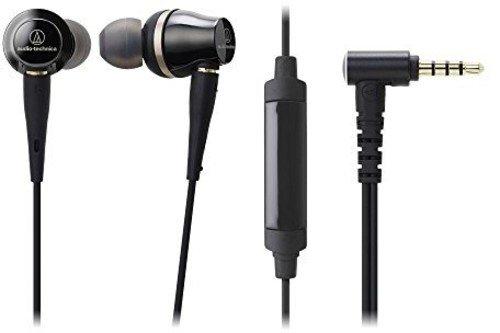 Audio-Technica ATH-CKR100iS High-Resolution In-Ear-Kopfhörer mit Dual Phase Push-Pull Treibern ()