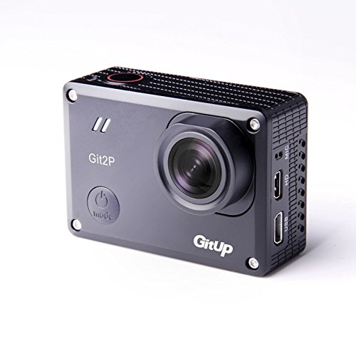 Gitup GIT2P Pro Action Kamera 170° Version mit Panasonic Sensor 2160P