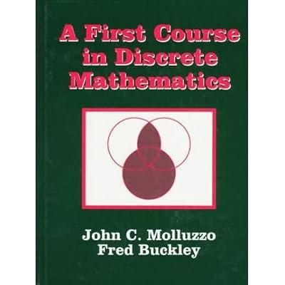 Discrete Mathematics With Combinatorics James A Anderson Pdf
