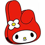 Gourmandise Hello Kitty / My Melody Hall accessories seal SAN-108MMA (japan import)