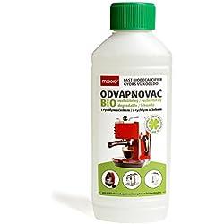 Maxxo BIO Détartrant écologique 1000 ml (100cl) pour toutes les machines à café machine, Nettoyant anticalcaire 100% dégradable