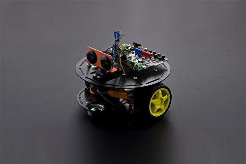 DFRobot Turtle 2WD Basic Kit - Support IOS Control
