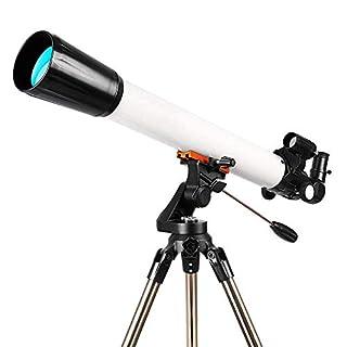 TZZ HD-Teleskop-professionelles astronomisches Fernrohr der Hohen Vergrößerung monokularen optischen Refraktorentwurf bewegliches Stativraumteleskop Stargazing 70/700