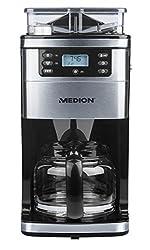 Medion Kaffeemaschine (MD 15486) mit Mahlwerk