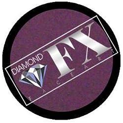 Diamond FX esencial cara de rellenado de pintura - púrpura (10 g)