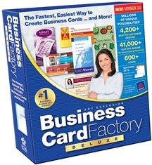 Business Card Factory Deluxe 3 Test