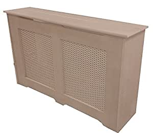 RADIATOR COVER (EXTRA DEEP) HINGED LID-small by SALIX