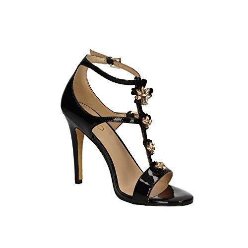 Liu-jo S17019P0283 Sandalo tacco Donna Nero