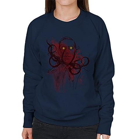 HP Lovecraft Miskatoninked Women's Sweatshirt