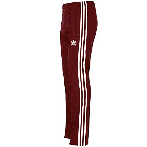 5a77c9860bc744 adidas Originals Hose Europa Track Pant Retro Trainingshose (cardinal