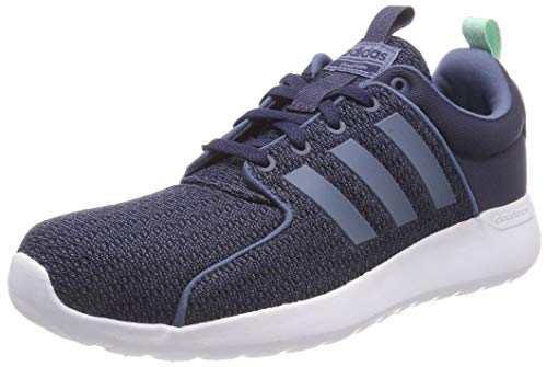 best website f51da 24190 adidas Womens Cloudfoam Lite Racer Gymnastics Shoes, (Tech InkTrace Blue  F17