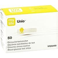 Mylife Unio Blutzucker-teststreifen 50 stk preisvergleich bei billige-tabletten.eu