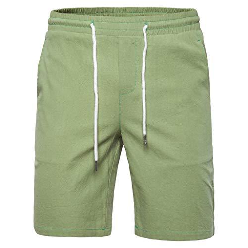 Preisvergleich Produktbild Sport Strand-Shorts für Männer,  Mode Herren Sommer Feste Badehose Elastische Strand Surfen Laufen Kurze Hosen Zolimx