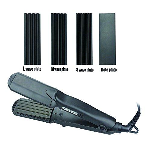Haar Das Flache Für Keramik Eisen (Vicloon Haar Strecker Tool Platte keramisches flaches Elektronische Heizplatte)