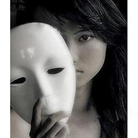 Costumes Pioneer Dress - Brave Pioneer Halloween Masquerade Mask Maquillage Costume