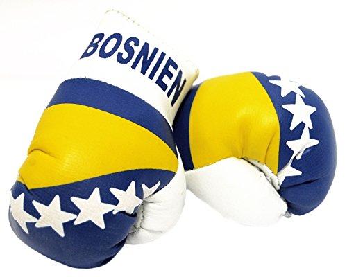 Doktor Hardstuff Mini Boxhandschuhe - Bosnien