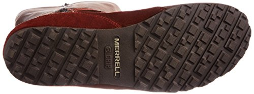 Merrell  HAVEN AUTUMN WTPF, bottes & bottines femme Cannelle