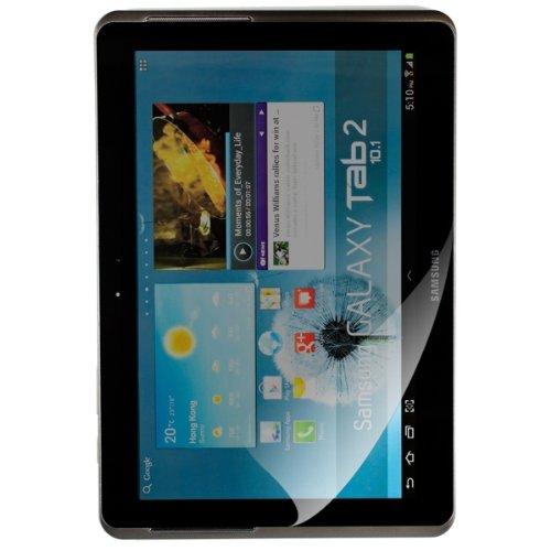 kwmobile Samsung Galaxy Tab 2 10.1 P5100/P5110 Pellicola protettiva - opaco antiriflesso per tablet - anti-impronte per Samsung Galaxy Tab 2 10.1 P5100/P5110