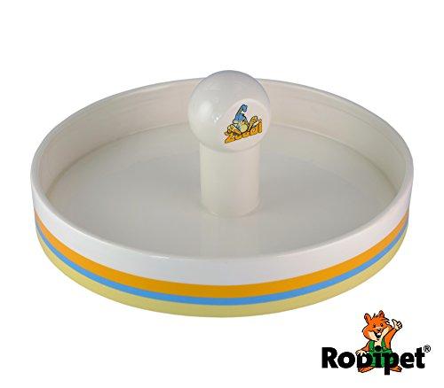 ZooDi® Futternapf für Frischfutter aus glasierter Keramik Ø 28 cm