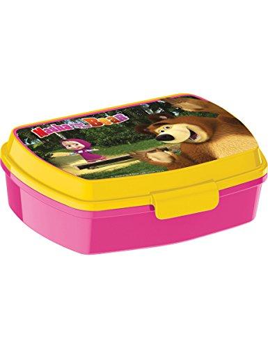 BBS 128144X Container Snack, mehrfarbig, 5x 16.5x 12.5cm