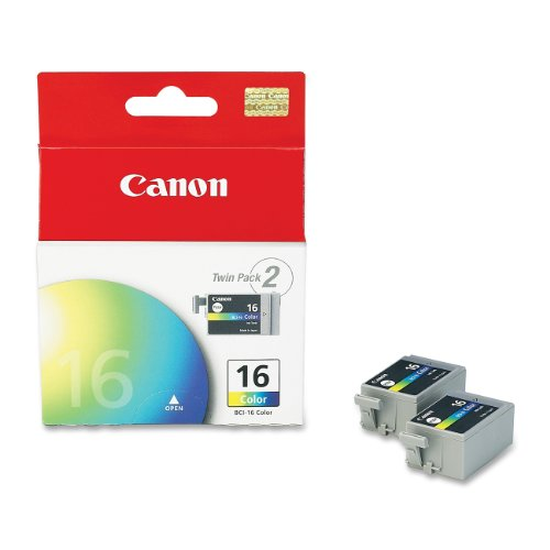 Canon BCI-16 Color Ink Cartridge (Canon Color Inkjet)