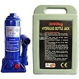 JBM 51906 - Gato de botella (plástico, 3t)