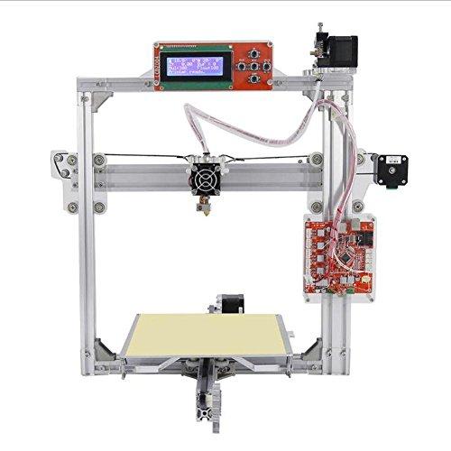 INNOVATION Cadre En Aluminium Pour Augmenter Le Nombre D'écrans Lcd12864 Prototypage Rapide Ensemble D'imprimante 3D de Niveau Bureautique (Nécessite Leur Propre Assemblage Et Débogage) , 1