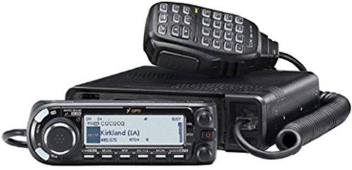 ICOM id-4100e Transceiver Analog/Digital Vehicular Dual Band VHF/UHF Icom-transceiver