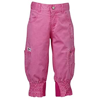 LEGO Wear - 15787 Lego Friends 3/4 Hose Priscilla 303 - Pantalon Fille - Rose (PINK) - FR : 4 ans (Taille fabricant : 104)