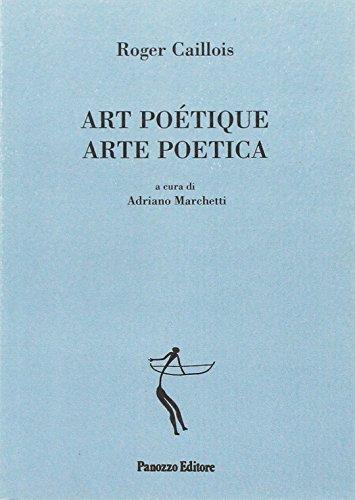 Art poètique-Arte poetica - Amazon Libri