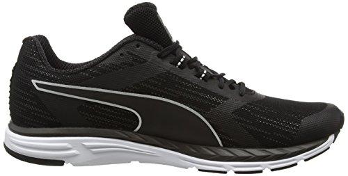Puma Spd500ignpwrwrmq4, Chaussures Multisport Outdoor Mixte Adulte Noir (Black/Silver/Black 01)