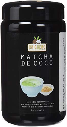 Dr. Goerg, Té Matcha de Coco Ecológico - 250 gr