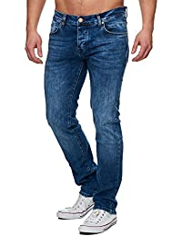 TAZZIO Slim Fit Herren Stretch Jeans Hose Denim 16531