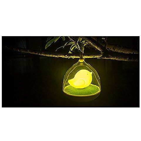 Bébé Halloween - Oiseau Cage Lampe, Senhai Creative rechargeable Birdcage