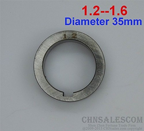 CHNsales Wire Feed Roller K Groove 1.2-1.6 Diameter 35mm For MIG MAG Welding Machine