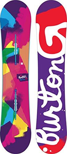 Burton Damen Genie Snowboard, No Color, 152
