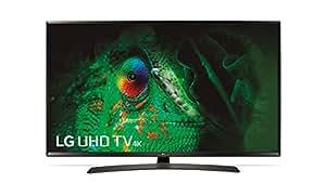 "LG 60UJ634V 60"" 4K Ultra HD Smart TV Wi-Fi Black LED TV - LED TVs (152.4 cm (60""), 3840 x 2160 pixels, LED, Smart TV, Wi-Fi, Black)"