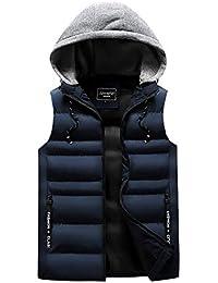 Verdicken Oberteile Mantel Jacke Weste Herren Sport Warm Ski Fleece Winter Mode
