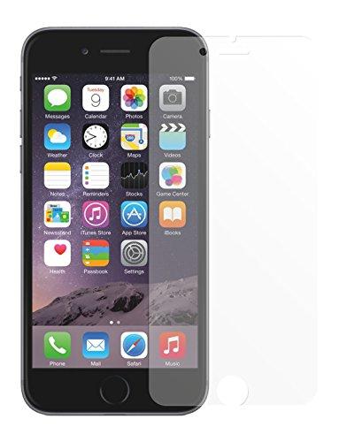 dipos I 6X Schutzfolie matt passend für Apple iPhone 6S Folie Displayschutzfolie