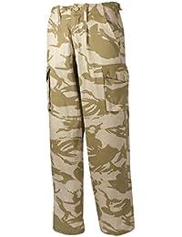 Desert Camo Trousers