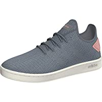 adidas Court Adapt, Womens Sneakers, Grey (Grey/Pink Spirit), 40 2/3 EU