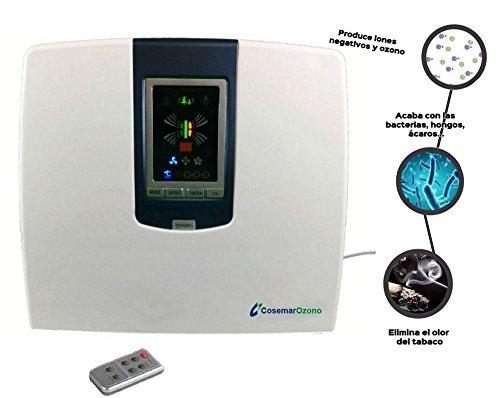 ea755ed2 Mejor Generador de Ozono Doméstico Digital Revisión | Asequible de Moda