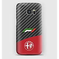 F1 Alfa Romeo cover Samsung S6, S7, S8, S9, A3, A5, A7, J3, J5, Note,