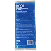 Koolpak Reusable Hot and Cold Gel Pack - Medium - 13cm x 28cm (5) preisvergleich bei billige-tabletten.eu
