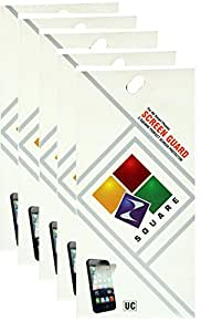 Square Screen Protectors for HTC Desire 310 Pack of 5